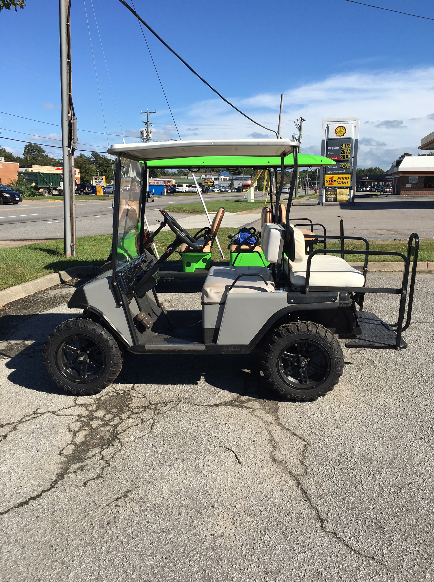 Used Golf Carts For Sale In Virginia Beach