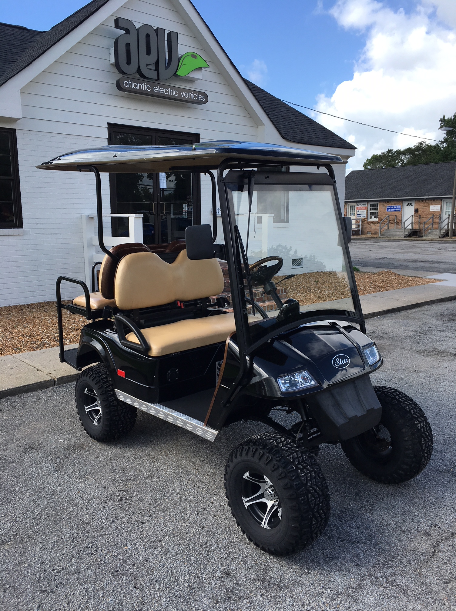 Atlantic Electric Vehicles Golf Carts Virginia Beach Hampton Roads Virginia