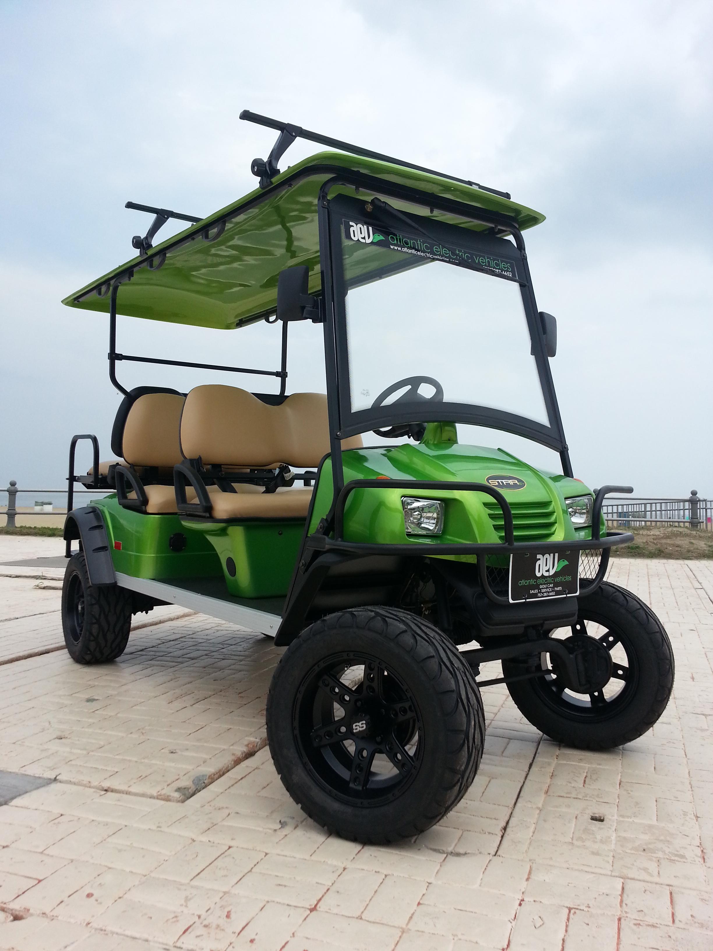 Atlantic Electric Vehicles Golf Carts Virginia Beach